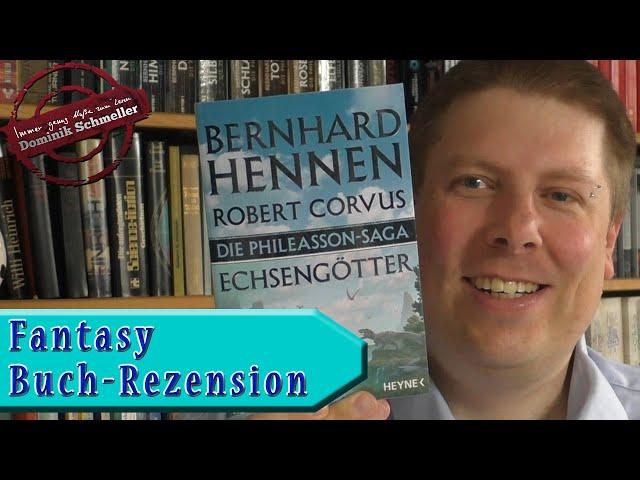ECHSENGÖTTER - Phileasson Saga 9 - Bernhard Hennen/Robert Corvus - Fantasy