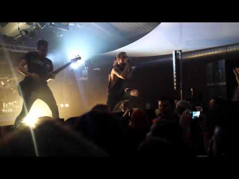 Gravedigger -Architects live, Southampton 13/03/14