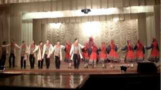 НАТ ДРУЖБА танец Верёвочка