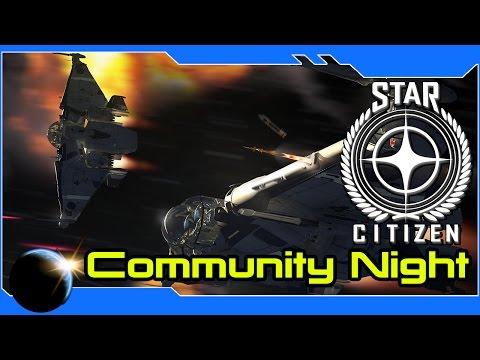 Star Citizen - Joystick enabled!