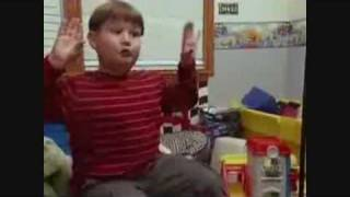 Youtube Poop: King Curtis eats Toast