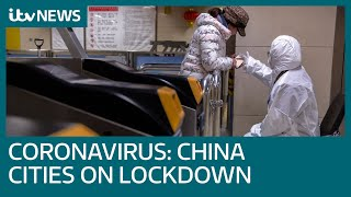 UK officials trying to trace 2,000 China visitors over coronavirus | ITV News
