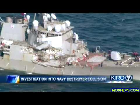 More Information About 7 Sailors Killed On USS Fitzgerald