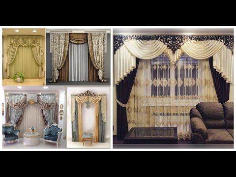 Beautiful Curtain Drapery Design Ideas Home Decor=FSBS