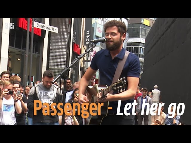 Passenger: Let Her Go - Live in Köln