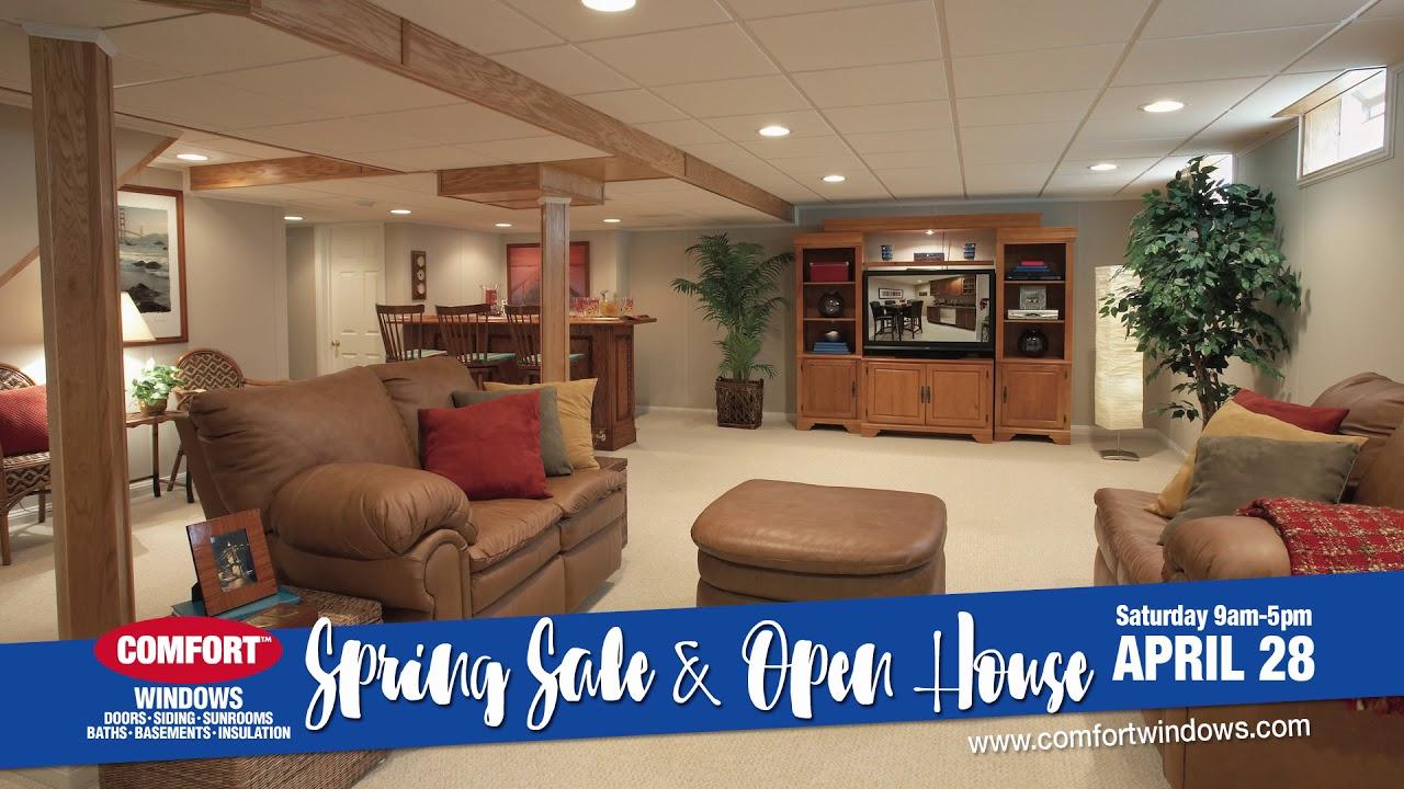 Comfort Windows   2018 Spring Open House
