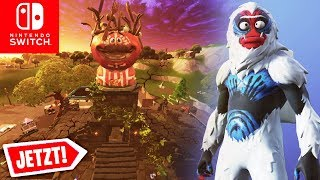 🔴 8pm ERDBEBEN Crack + Trok Skin + Extension Challenges | Fortnite Switch
