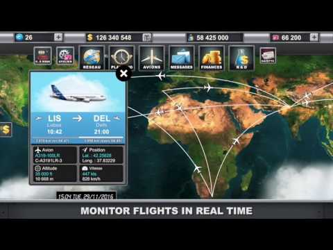 Airlines Manager – Tycoon 2018 1