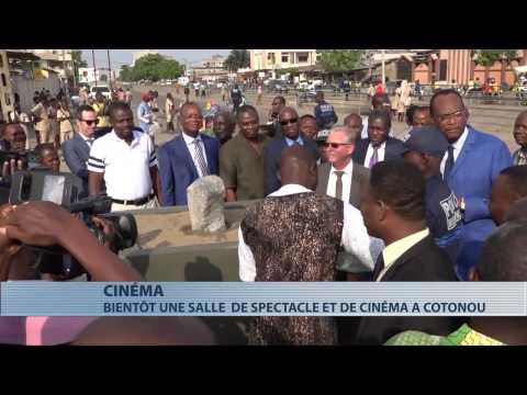 Cotonou : Vivendi va construire une salle de cinéma à Wologuèd
