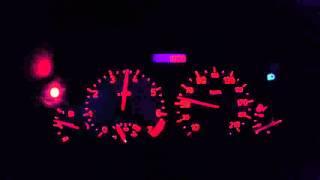 206 s16 reprog 50-100km/h en 2 deuxième test