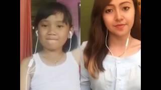 Video GILLLAAAAAAAAAA ...!!!!!!  anak kecil ini menyanyikan memori berkasih feat Baby Shima download MP3, 3GP, MP4, WEBM, AVI, FLV Oktober 2017