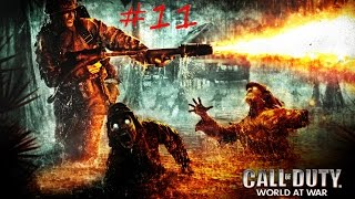 Call of Duty World at War#11 Story Let`s Play Full Uncut German