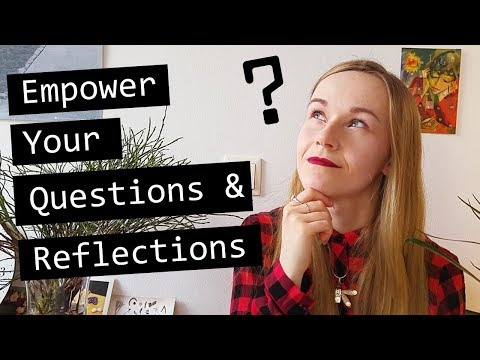 Asking Empowering Questions for Self-Reflection & Tarot