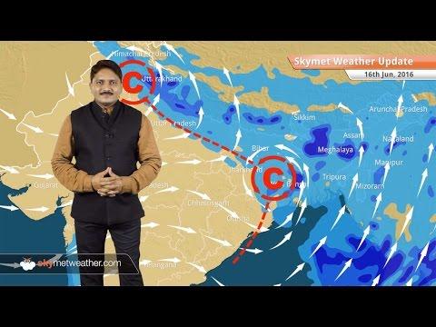 Weather Forecast for June 16: Light Monsoon rains in Kerala, Heavy showers in Uttarakhand