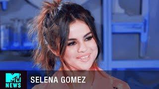 "Selena Gomez Talks ""Bad Liar"" & Sampling ""Psycho Killer"" by Talking Heads | MTV News"