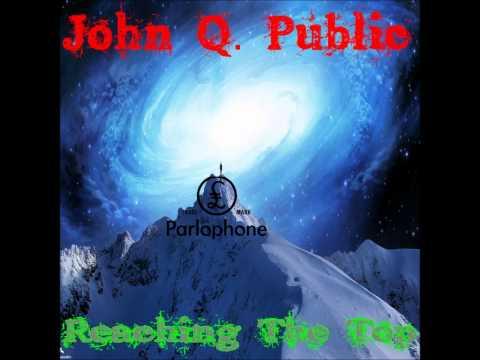 John Q. Public - Tonight 1995  RARE!!!