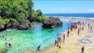 Siargao's Majestic Magpupungko Tidal Rock Pools 4K