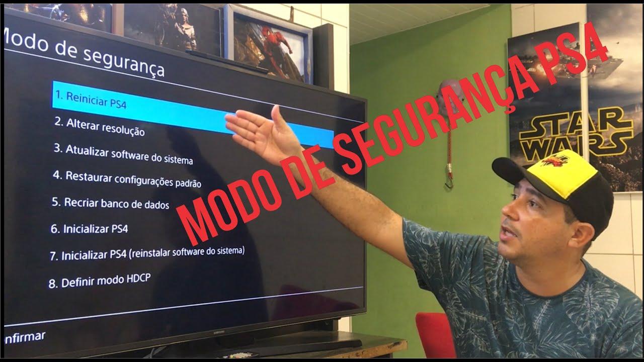 Download MODO DE SEGURANÇA PS4 DEFINITIVO 2021.