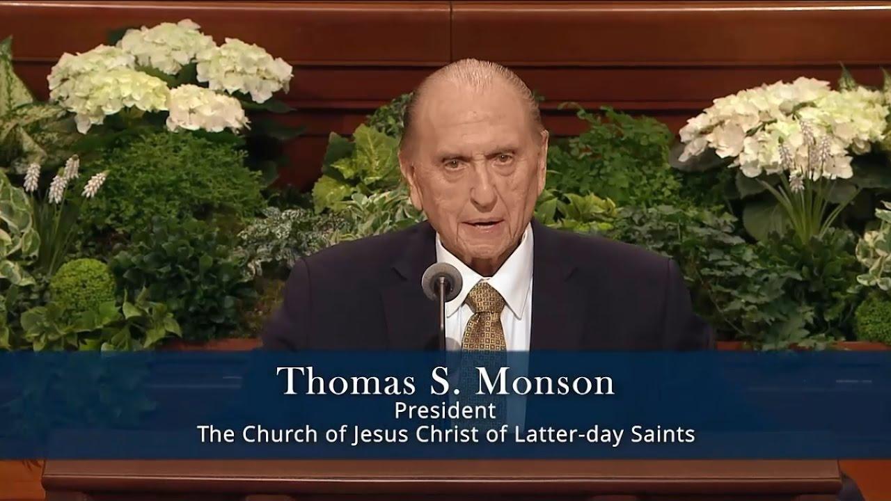 Muere A Los 90 Años El Profeta Líder Mundial De Los Mormones