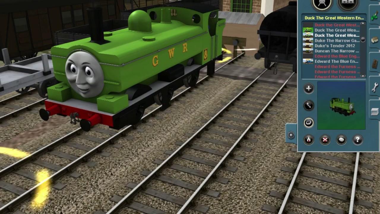 Trainz Thomas Downloads – Migliori Pagine da Colorare