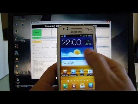 Reset to Gingerbread Samsung Galaxy BEAM