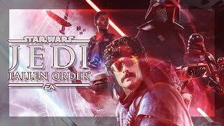 DrDisrespect Plays Star Wars - Jedi: Fallen Order