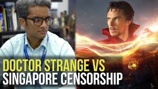 Doctor Strange Movie Review – Not Safe For Singapore (NSFS) EP #3