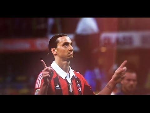 Zlatan Ibrahimovic - Fade Into Darkness - AC Milan Memories 2010/12 - HD