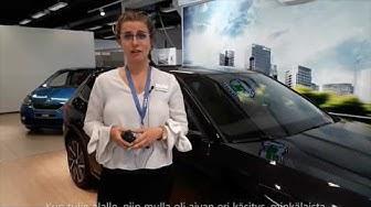Autokeskus uravideo: Wilhelmiina Eklund, automyyjä