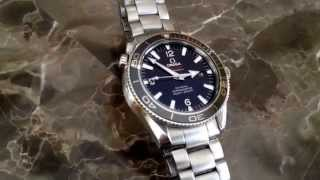 Omega Limited Edition Liquid Metal Planet Ocean