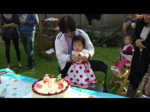 Ava's Birthday Party