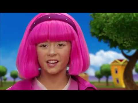 Lazy Town S3E05 - Who's Who (Norwegian | Norsk)