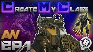 COD AW: ''2x GOLİATH!'' (Call of Duty: Advanced Warfare çok Oyunculu Oyun)Sınıf oluşturma - #1 AE4