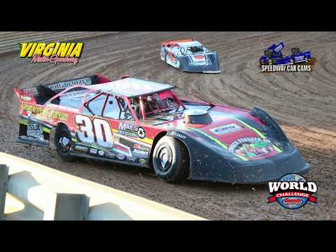 #30 Tyler Bare - Crate Late Model - 9-15-17 Virginia Motor Speedway - In Car Camera