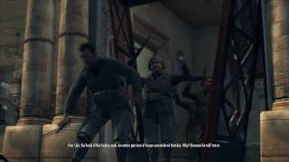 Mafia II [ATI 5970] First Mission World War 2 Gameplay (HD - 720p)