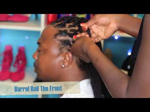 Barrel Rolls & Twists | DreadLock Style For Men
