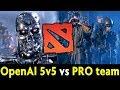 OpenAI 5v5 Vs Dota TOP 0 05 Players FIRST Game Vs Pro Team mp3