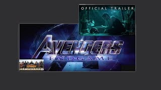 New Marvel Studios Avengers Endgame- Official Trailer HD.Fans Zone