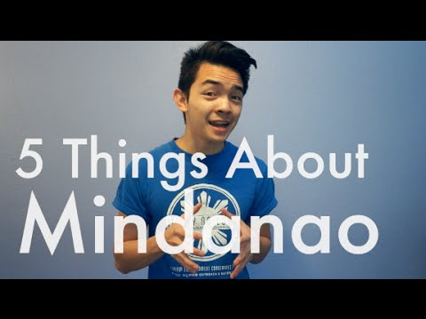 5 Things You (Probably) Didn't Know About Mindanao