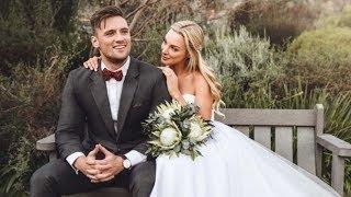 Top Billing's Jade Hubner marries Matthew Daniel | FULL INSERT