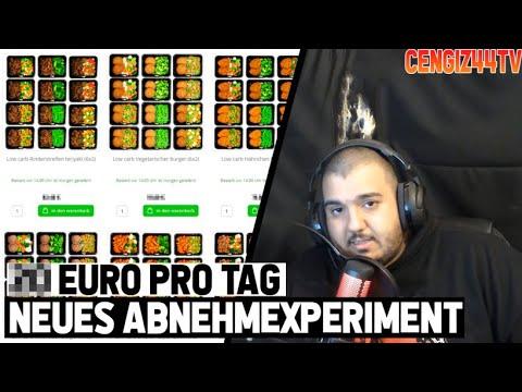 Cengiz44TV   Abnehmexperiment 30 Tage Low Carb Prep Meals