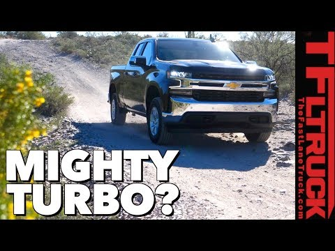Is The 2019 Chevy Silverado Turbo 4-Cylinder the Future for Trucks?
