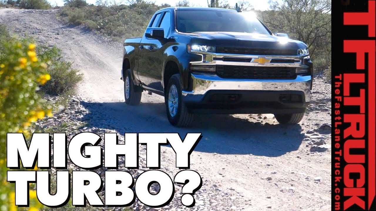 Is The 2019 Chevy Silverado Turbo 4 Cylinder Future For Trucks