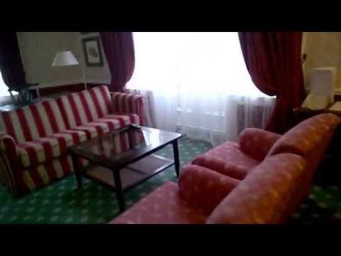 Suite « Walt's Apartment » à Disneyland Paris