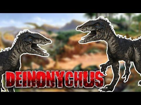 Lo que no conocías de un Deinonychus