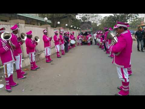 Indian brass band from all in 1 Entertainment 9920457745