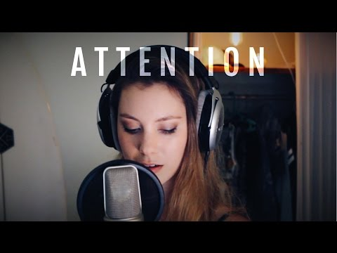 Attention - Charlie Puth | Romy Wave cover