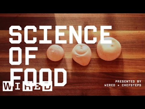 How To Make Super-Classy Culinary Foam, Even If You Aren't Classy | Science Of Food