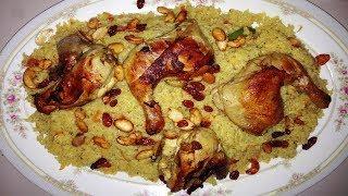 Kabsa।Saudi Arabian traditional chicken Kabsa   সৌদি আরব স্টাইলে কাবসা রান্না
