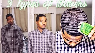 3 types of wavers hd